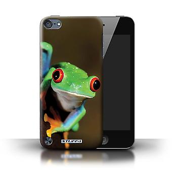 STUFF4 Case/Cover voor de Apple iPod Touch 5/kikkers/Wildlife dieren