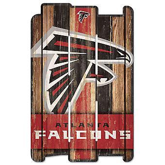 Wincraft PLANK Wood Sign Wood Sign - NFL Atlanta Falcons