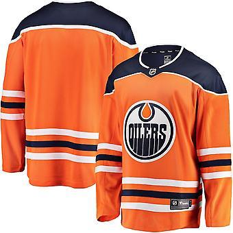 Fanatics Nhl Edmonton Oilers Home Breakaway Jersey