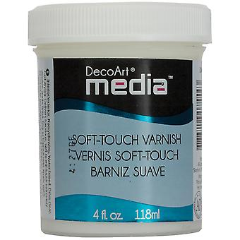 Media vernis 4oz-Soft Touch DMM26