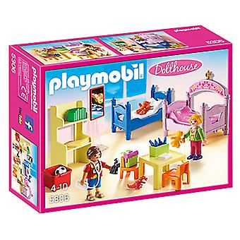 Playmobil Kids Room (Toys , Dolls And Accesories , Miniature Toys , Stages)