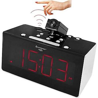 N/A, Radio alarm clock, FM, Black, Radio alarm clock, FM, Black