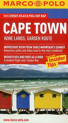 Cape Town Wine Lands Garden Route Marco Polo Guide by Marco Polo