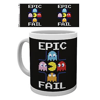 Pacman-Epic Fail Mug