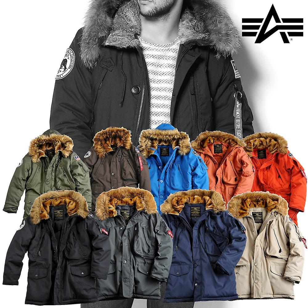 Alpha Industries Jacket Polar Jacket