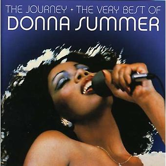 The Journey: The Very Best of Donna Summer (Incl. Bonus CD) by Donna Summer