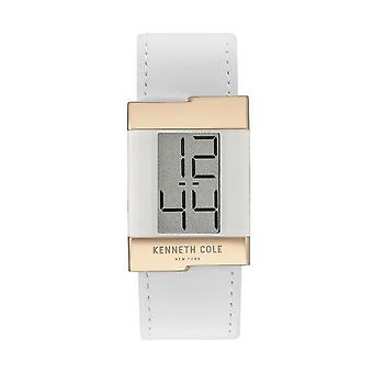 Kenneth Cole New York ladies watch leather of digital watch KCC0168004