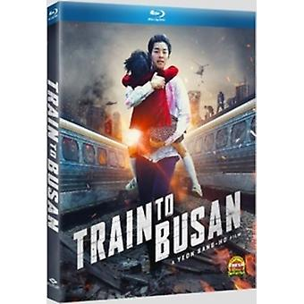 Tog til Busan [Blu-ray] USA import