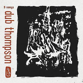 Dub Thompson - 9 sange [Vinyl] USA import