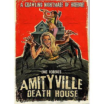 Amityville død hus [DVD] USA importerer
