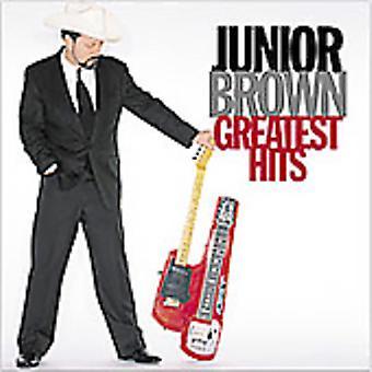 Junior Brown - Greatest Hits [CD] USA importeren