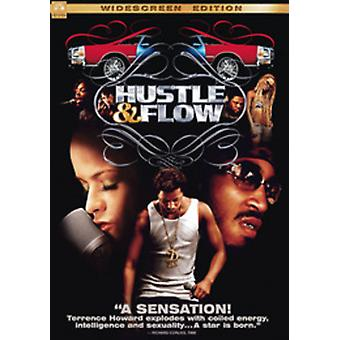 Hustle & flöde [DVD] USA import