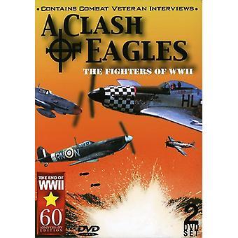 Choque de importación USA de águilas [DVD]