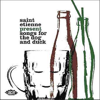 Saint Etienne Present Songs for the Dog & Duck - Saint Etienne Present Songs for the Dog & Duck [CD] USA import