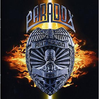 Paradox - Riot Squad [CD] USA import