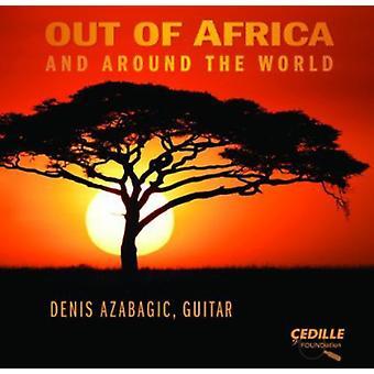 Azabagic/Ourkouzounov/Ivanovic/Rivera/Bogdanovic/T - ud af Afrika & Around the World [CD] USA import