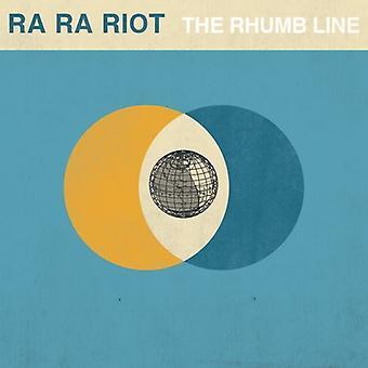 RA Ra Riot - kompaslinje [CD] USA importerer