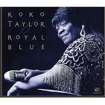 Koko Taylor - Royal Blue [CD] USA import