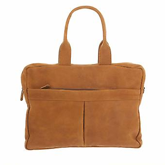 Chabo Office Bag Cognac