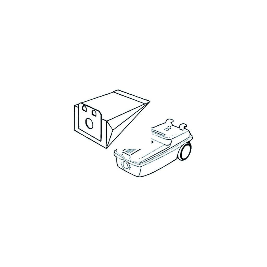 Electrolux 180 Compact Vacuum Bags
