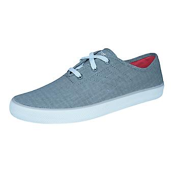 Tretorn Cirka Ripstop Womens Trainers / Shoes - Grey