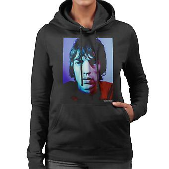 The Verve Richard Ashcroft Women's Hooded Sweatshirt