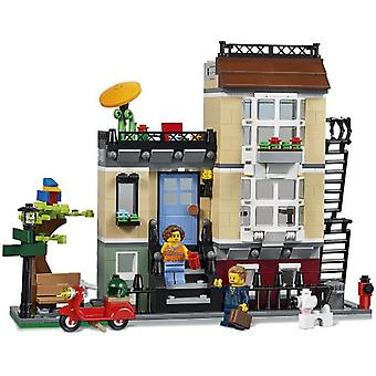Lego 31065 Park Street Townhouse (Toys , Constructions , Buildings)