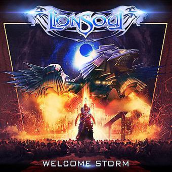 Lionsoul - velkommen til Storm [CD] USA importerer