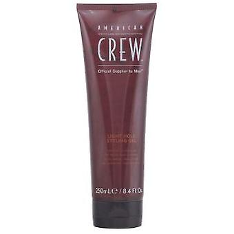 American Crew Light Hold Styling Gel 250 Ml (Hair care , Styling products)