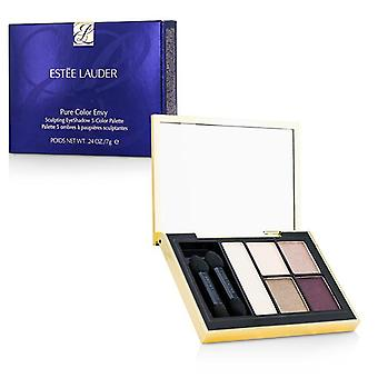 Estee Lauder rene farger misunner skulpturer Eyeshadow 5 fargepaletten - 06 Currant begjær - 7g / 0.24 oz