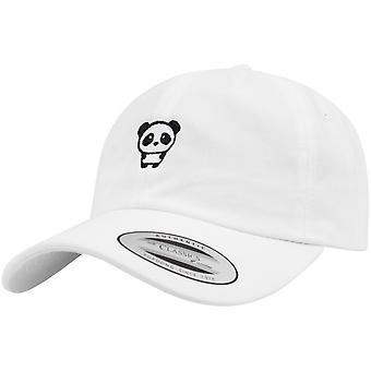 Mister tee LOW profiles Dad Cap - Panda white
