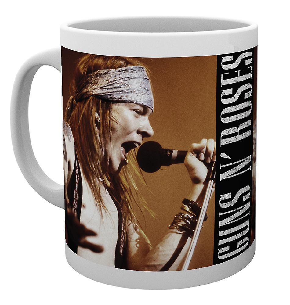 Guns Guns N Axel Roses Roses Mug N nmv08Nw