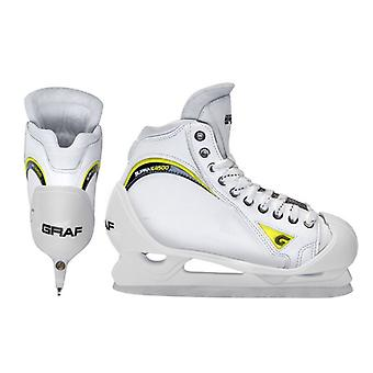 Graf G4500 Goalie Schlittschuh Junior
