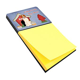 Dog House Collection Central Asian Shepherd Dog Sticky Note Holder