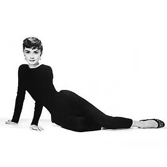 Audrey Hepburn Sabrina Poster Poster Print