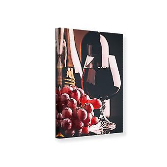 Canvas Print Red Wine