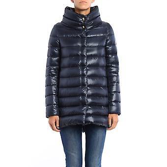 Herno women's PI0505D120179200 Blau polyamide Quilted Jacket