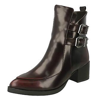 Damen-Spot auf Ankle Boots F50343