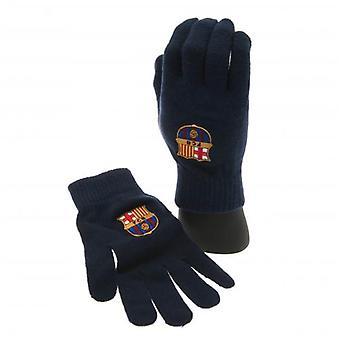 Barcellona maglia guanti adulto
