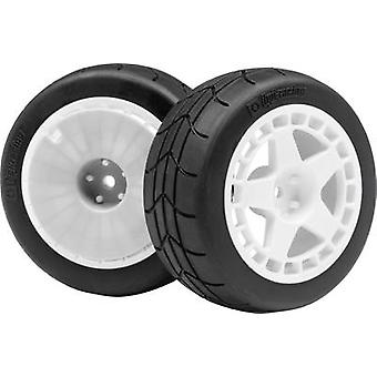 Spare part HPI Racing H114114 Turbomac/Gymkhana wheels (complete)