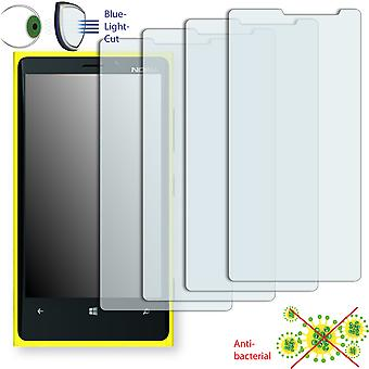 Nokia Lumia 920 screen protector - Disagu ClearScreen protector (deliberately smaller than the display, as this is arched)