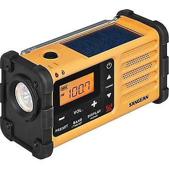 FM Outdoor radio Sangean MMR-88 Battery charger, Torch, recharg