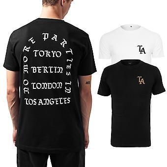 Mister t-shirt - LOS ANGELES Berlino Londra TOKYO