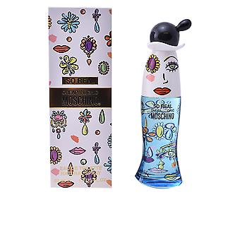 Moschino So Real Cheap And Chic Eau De Toilette Vapo 50ml Perfume Scent For Her