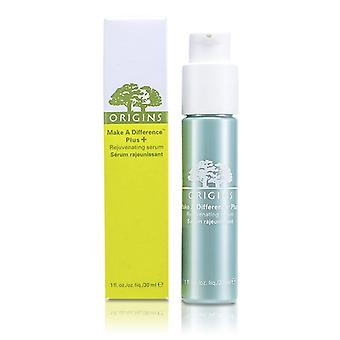 Origins Make A Difference Plus + Rejuvenating Serum 30ml / 1oz