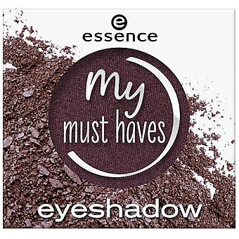 Essence My Must Haves Eyeshadow 18 black as a berry (Make-up , Augen , Lidschatten)