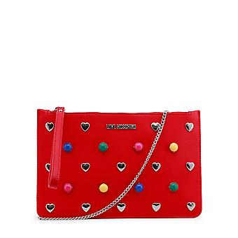 Love Moschino Women Clutch bags Red