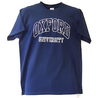 Universität Oxford-T-Shirt