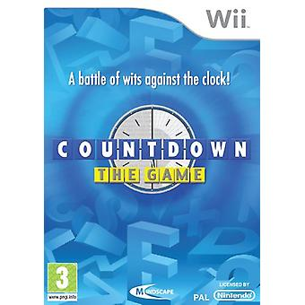 Countdown The Game (Wii)