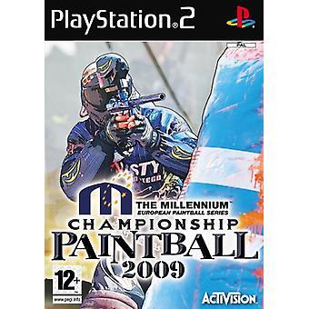 Millenium Series Championship Paintball 2009 (PS2)